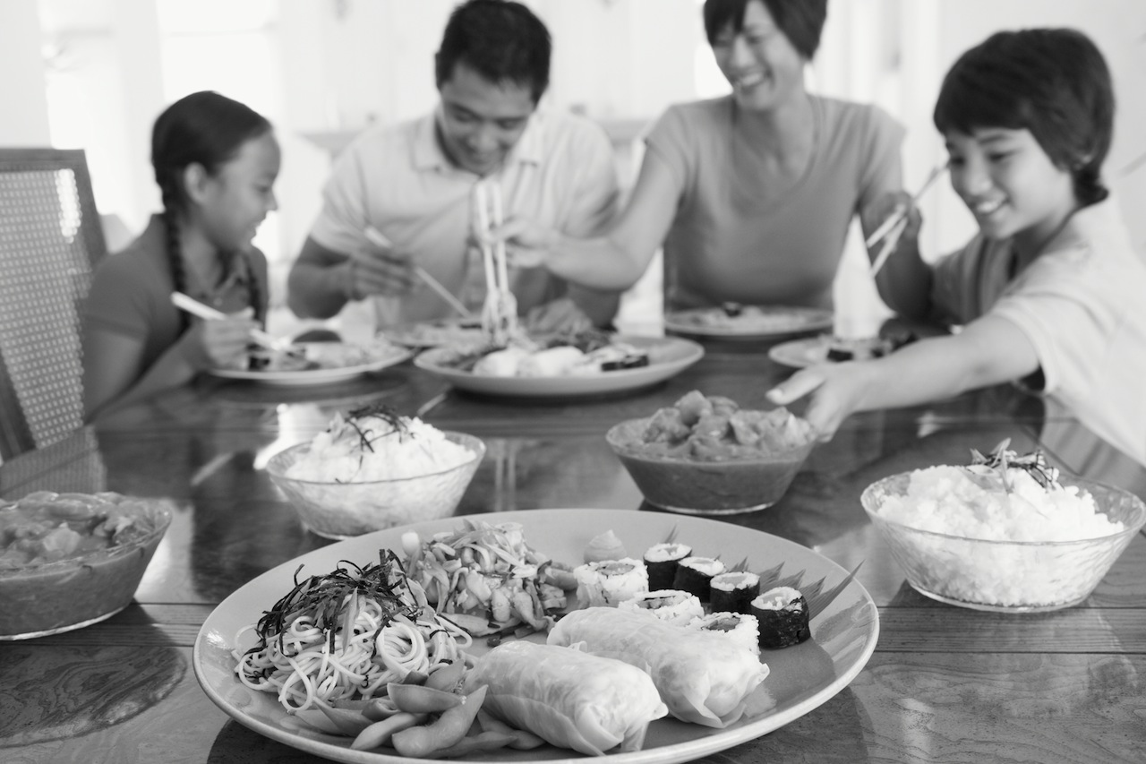 The Benefits Of A Home Cooked Meal
